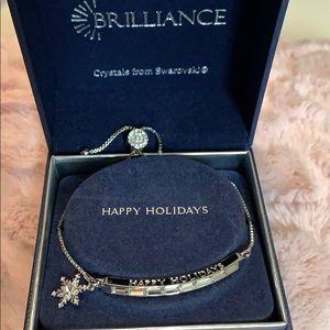 BRILLIANCE Crystals from Swarovski bracelet